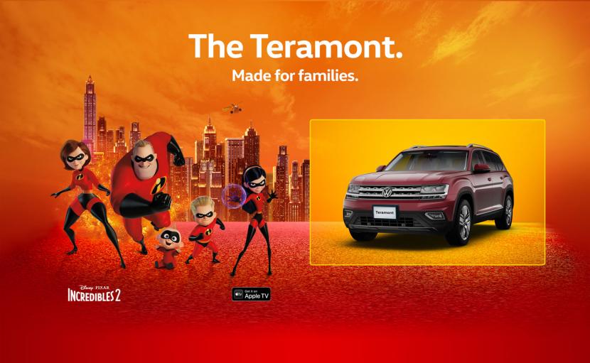 Volkswagen Middle East, Disney Pixar, Disney Pixar Middle East, Volkswagen Disney Pixar partnership in Dubai